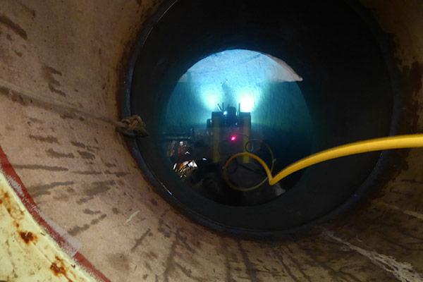 Unterwasser-Inspektionssystem